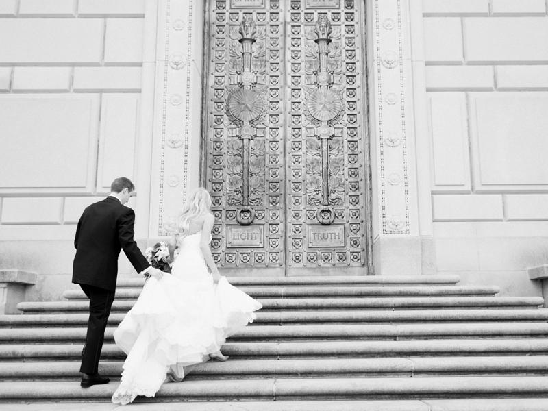 bKristine + Mike Wedding Day-389