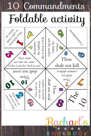 10 Commandments Activities And Games on Ten Plagues Coloring ...