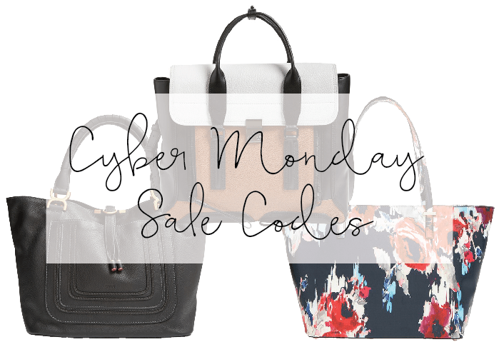Cyber Monday Sale Codes + Gift Guide