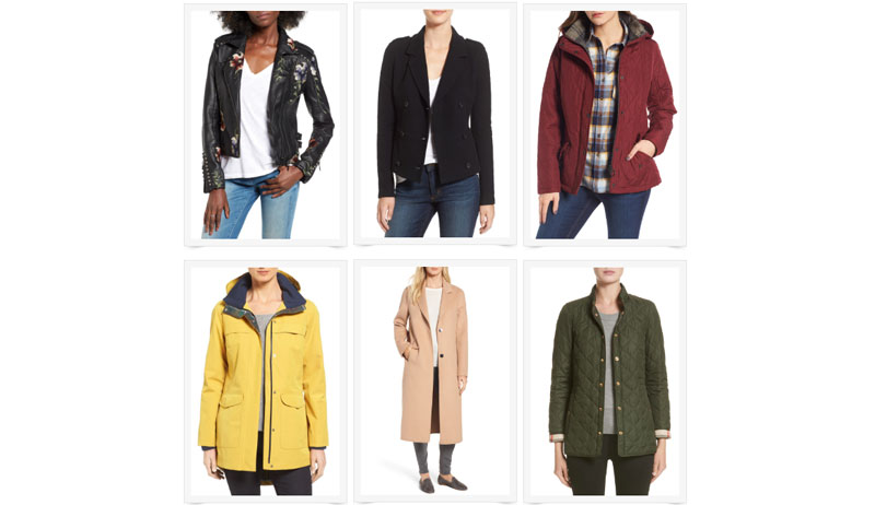 Nordstrom Anniversary: The BEST Coats & Jackets