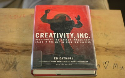 A Fascinating Book on Creativity, Management, and Pixar