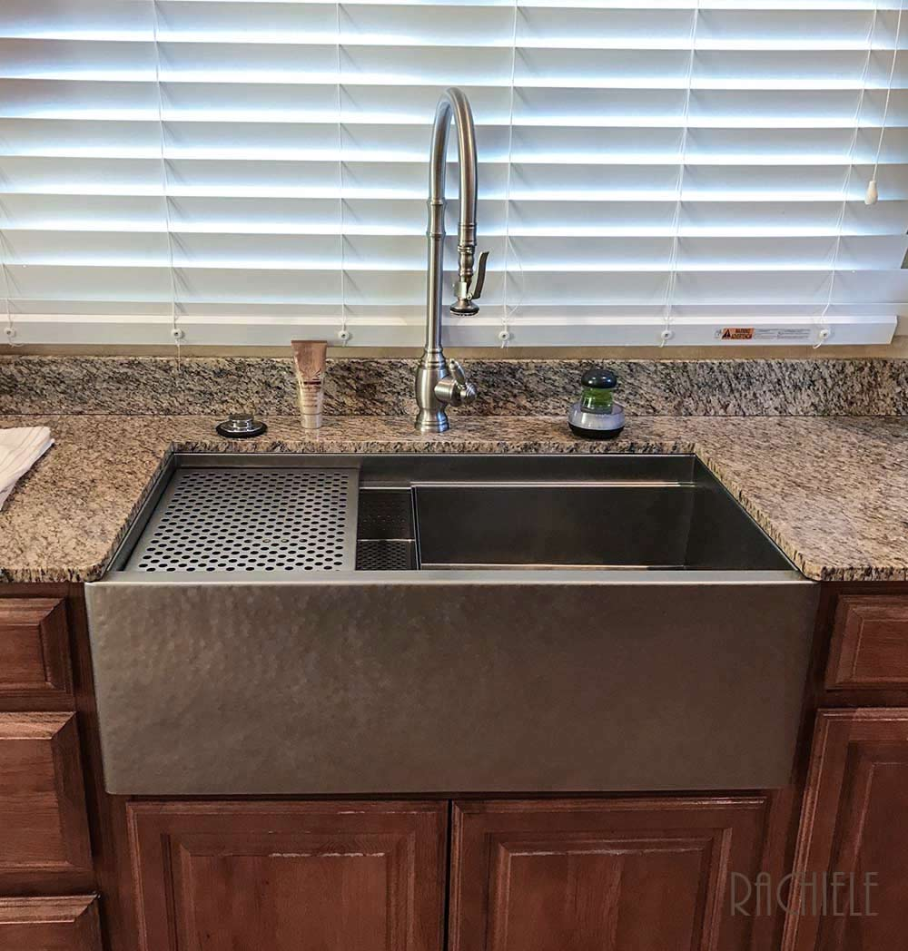 Stainless Steel Farmhouse Apron Front Sinks Made In The Usa