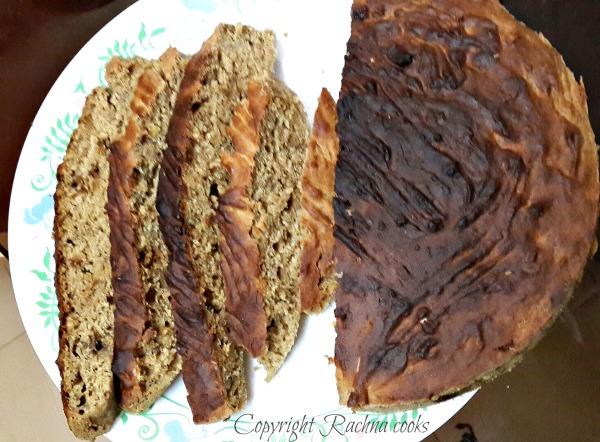 banana walnut bread