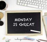 welcome Mondays