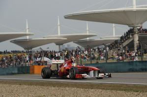 GP CINA F1/2011