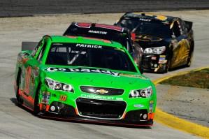 Danica-Patrick-Martinsville-NASCAR-April-2013