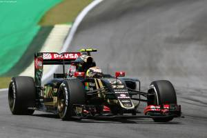 Motor Racing - Formula One World Championship - Brazilian Grand Prix - Qualifying Day - Sao Paulo, Brazil