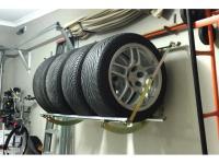 Wall Mount Tyre Rack Loganholme - Racing Classifieds