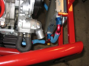 Heater ports