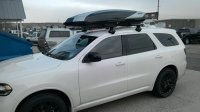 Dodge Durango Rack Installation Photos