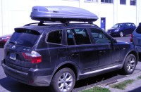 BMW X3 Roof Rack Guide & Photo Gallery