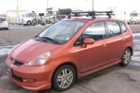 Honda Fit Roof Rack Guide & Photo Gallery