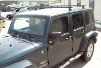 Jeep Wrangler JK Hardtop 2DR Rack Installation Photos