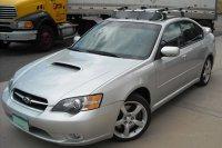 Subaru Legacy 4dr Rack Installation Photos