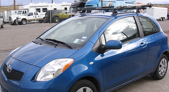 Toyota Yaris Roof Rack Guide Photo Gallery