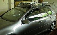 Volkswagen GTI 5dr Rack Installation Photos