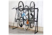 Saris Vertical 4 Bike Wall Rack - Saris Bike Parking Racks
