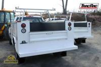 TracRac Sliding Utility Truck Rack - TracRac Truck Racks