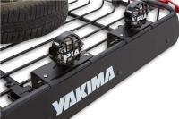 Yakima Light Mounting Brackets - Yakima Cargo Baskets
