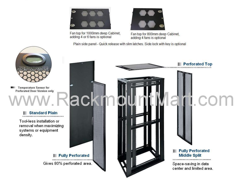 42u Server Racks Cr1684 Cr1084