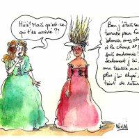 Histoire de la beauté, les blogueuses d'antan -Du paléolithique à la Renaissance-