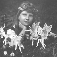 La vraie histoire des fées de Cottingley -en photos-