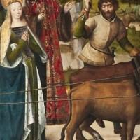 Sainte-Lucie, chrétienne torturée d'avoir voulu rester vierge