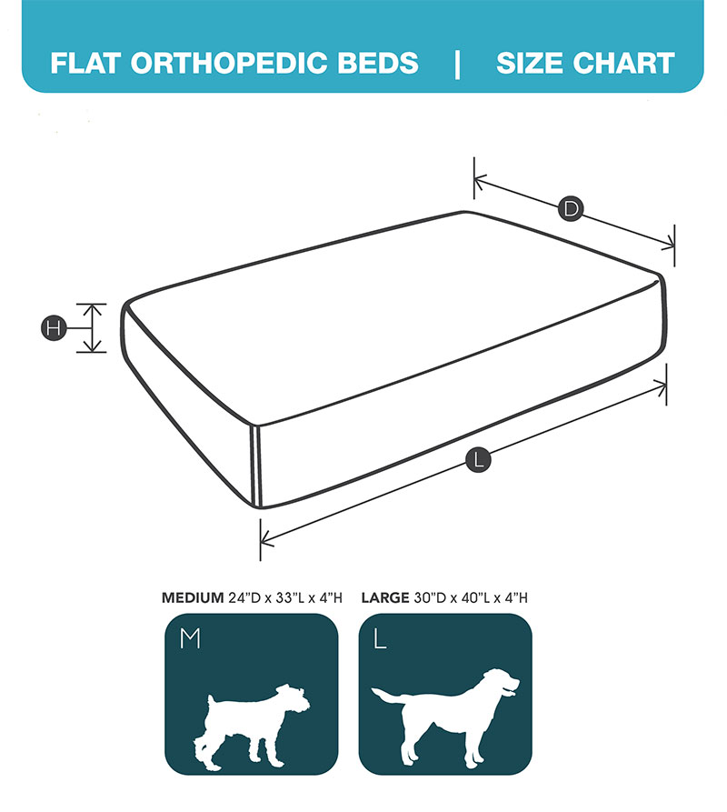 Dog Beds by Buddy Rest Hypo-Allergenic and Vet Recommended