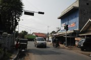 Jalur Tengah Perempatan Prapatan Tambah Traffic Light