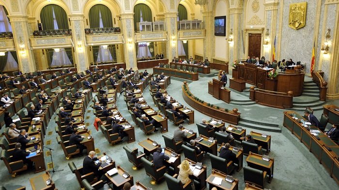senat romania