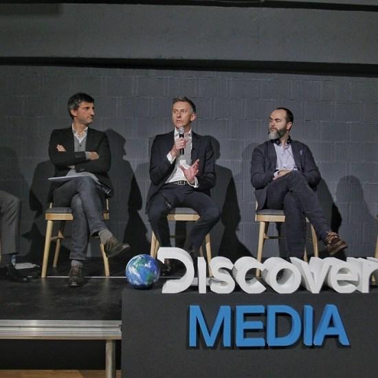 discovery - era publicitatii