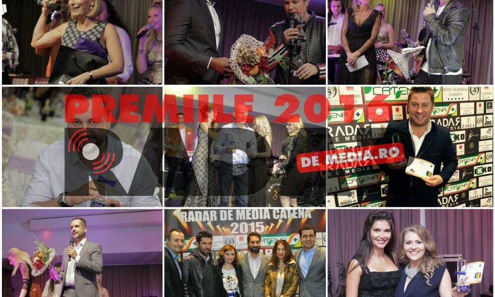 PREMIILE RADAR DE MEDIA 2016
