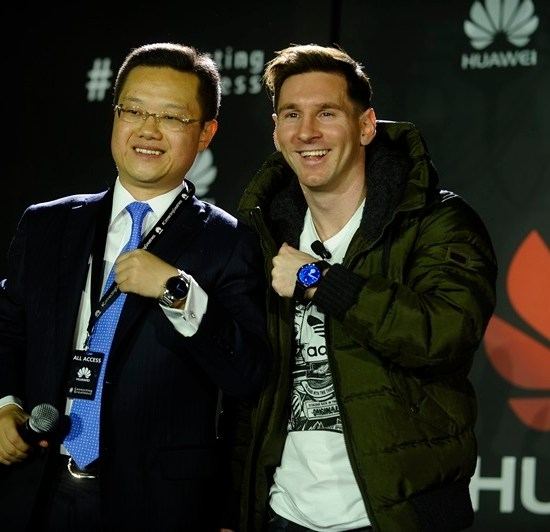 Lionel Messi_Huawei_4