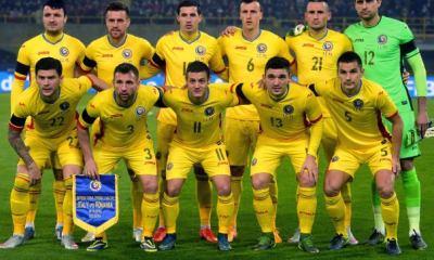 Nationala de fotbal a Romaniei_foto FRF