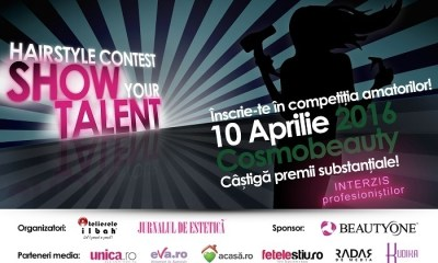 Show Your Talent - HAIR Contest by Atelierele ILBAH