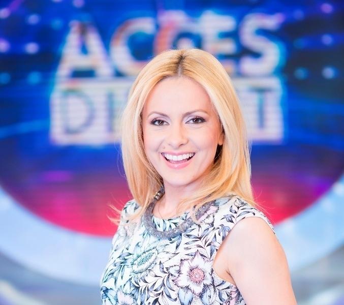 Simona Gherghe, prezentatoarea Acces Direct de la Antena 1 are o nouă asistentă în echipă!