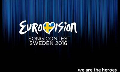 eurovision Suedia 2016
