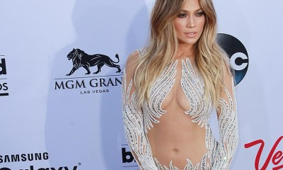 May 17, 2015 - Las Vegas, Nevada, United States of America - Jennifer Lopez attends  the  2015 Billboard Music Awards on May 17, 2015 at the MGM Grand  Arena  in Las Vegas, Nevada (Credit Image: © Marcel Thomas/ZUMA Wire)