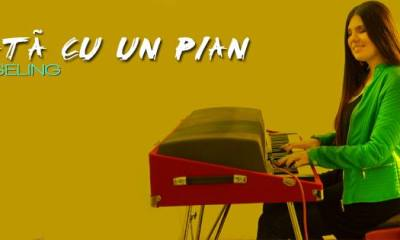 Coperta O fata cu un pian
