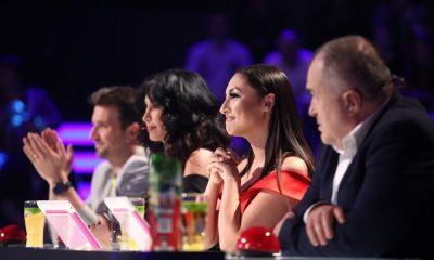 juriul Romanii au talent - semifinala live PRO TV