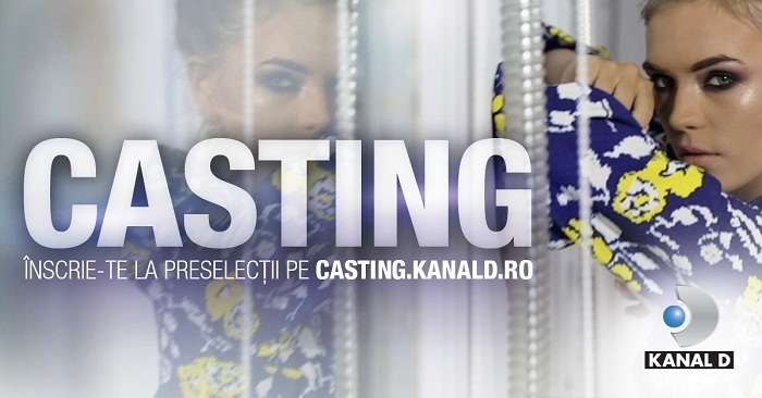 casting Kanal D