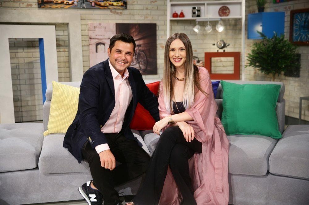 Adela Popescu si Cove PRO TV