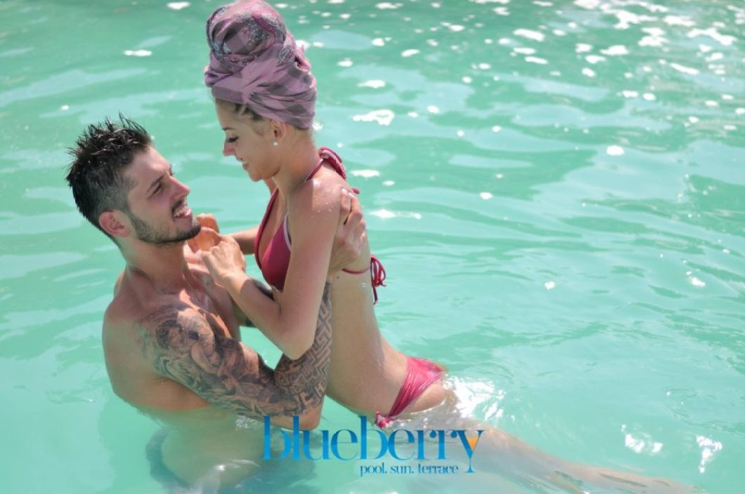 Blueberry Pool