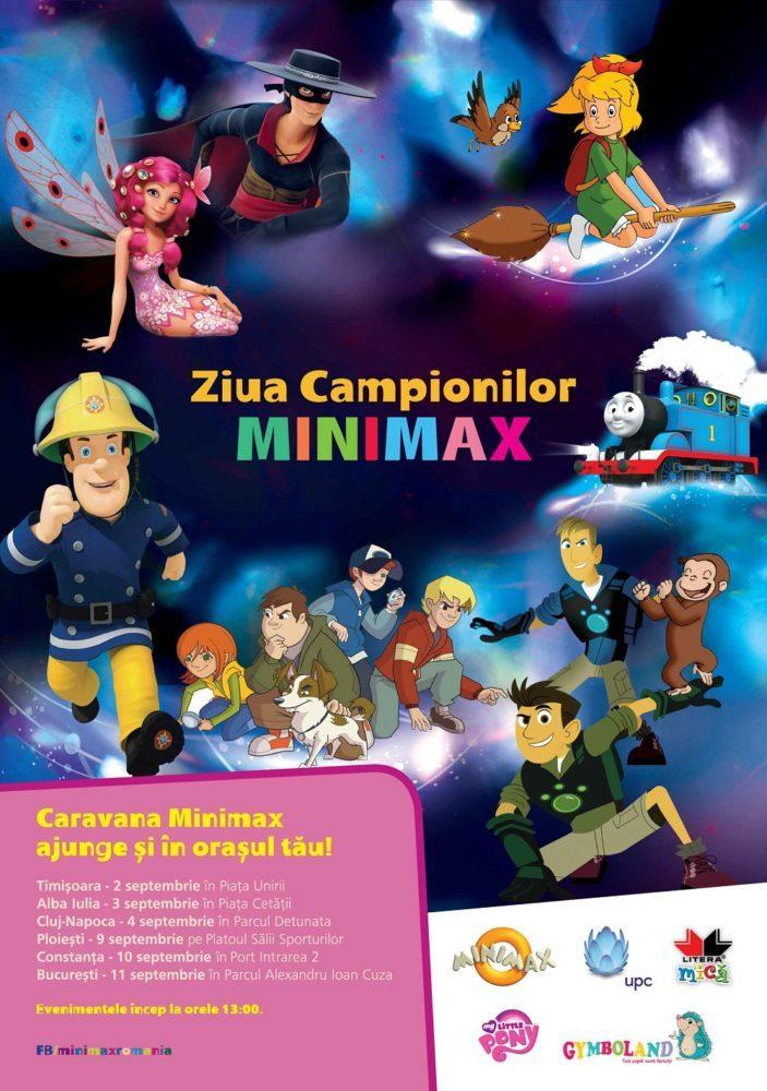 Minimax Caravana