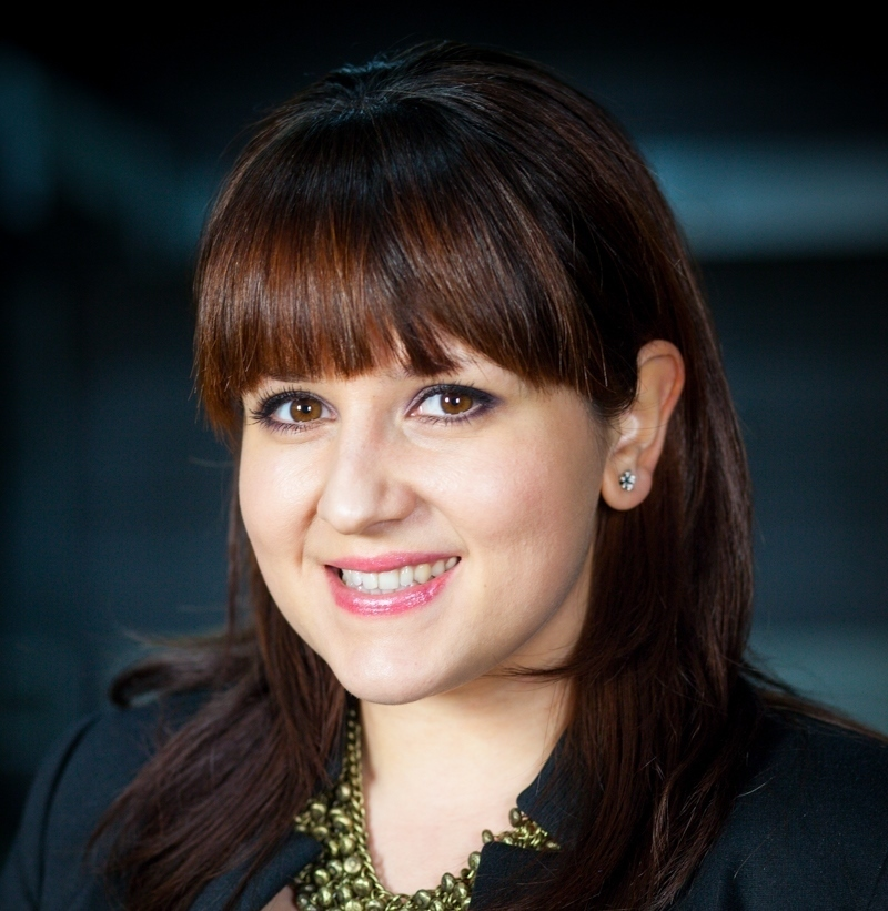 Roxana Diba, Manager, Golin