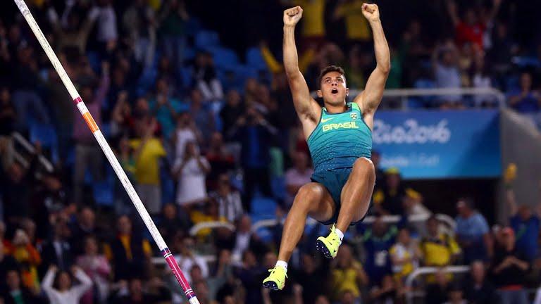 atletism jocurile olimpice 2016