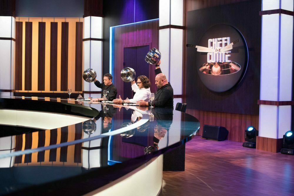AUDIENŢE TV: Chefi la Cuţite a fost lider de audienţă pe toate segmentele de public