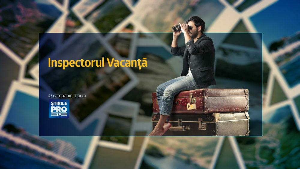 Inspectorul vacanta