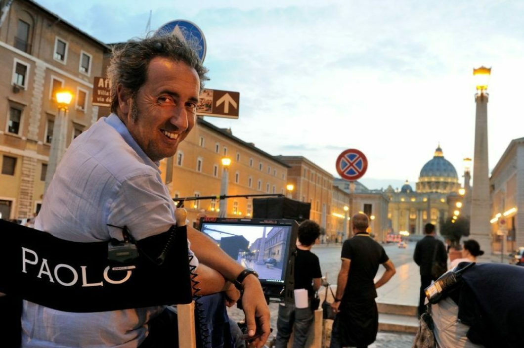 """set of """"The young Pope"""" by Paolo Sorrentino. 08/10/2015 sc.210 - ep. 2 in the picture Paolo Sorrentino. Photo by Gianni Fiorito"""