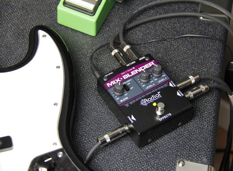 Mix-Blender - Radial Engineering